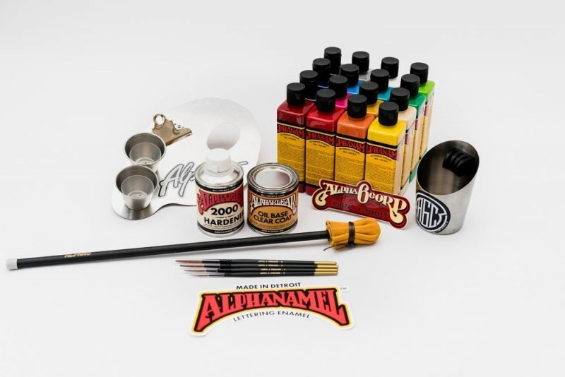 Professional Sign Painter's Pack