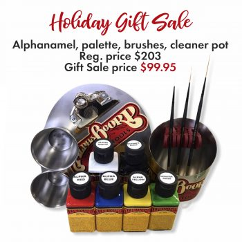 Holiday Sale Signwriter's / Pinstriper's Starter Kit