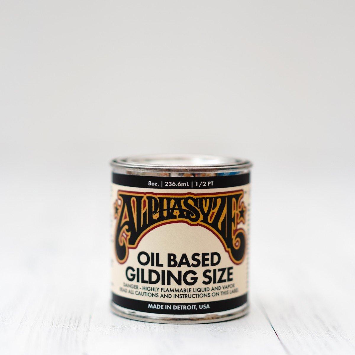 Alphasyze - Quick Dry Gilding Size