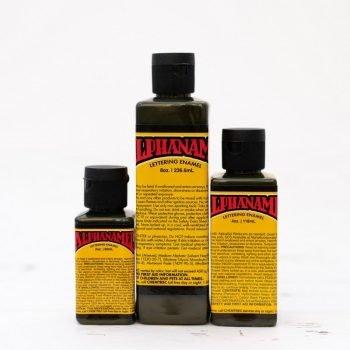 Alphanamel - Dark Olive