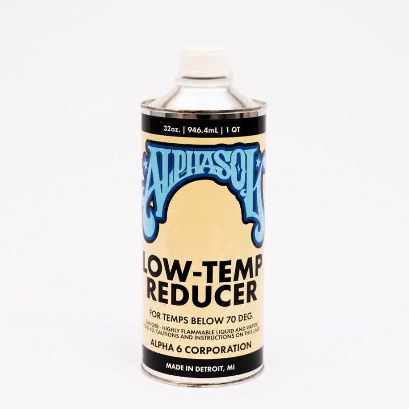 Alphasol LOW-TEMP REDUCER - QUART