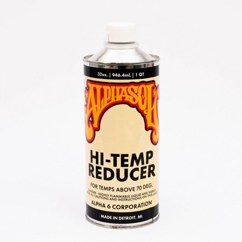 Alphasol HI-TEMP REDUCER - QUART