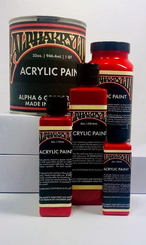 Alphakrylik - Bright Red