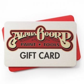 Alpha 6 Corporation Gift Card