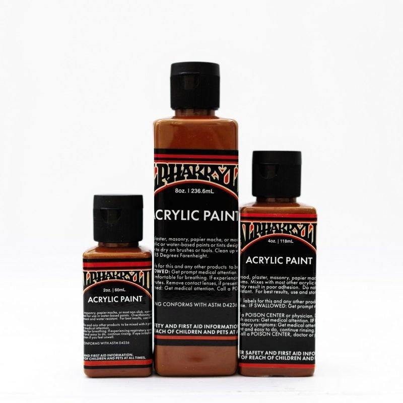 Alphakrylik - Burnt Caramel