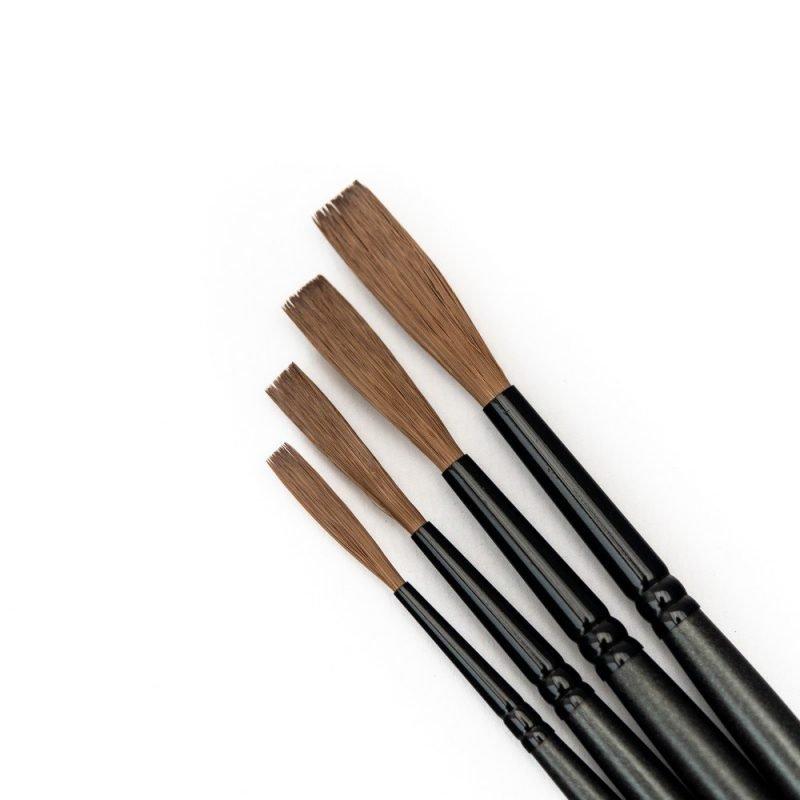 Streaker Brush Set (sizes 2,4,6 and 8)