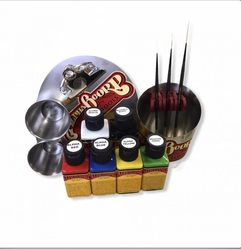 Holiday Sale Signwriter's / Pinstriper's Starter Kit