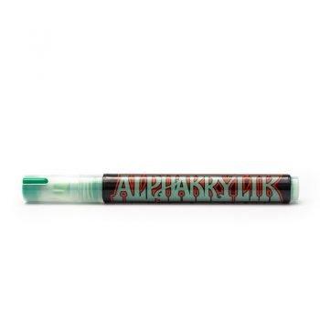 Alphakrylik Marker - DARK GREEN