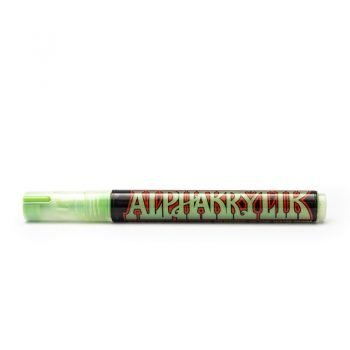 Alphakrylik Marker - LIGHT GREEN