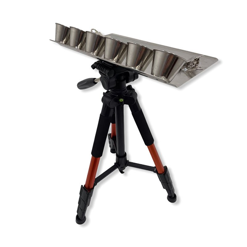 Alpha 6 Pallet Tripod with Easel Pallet