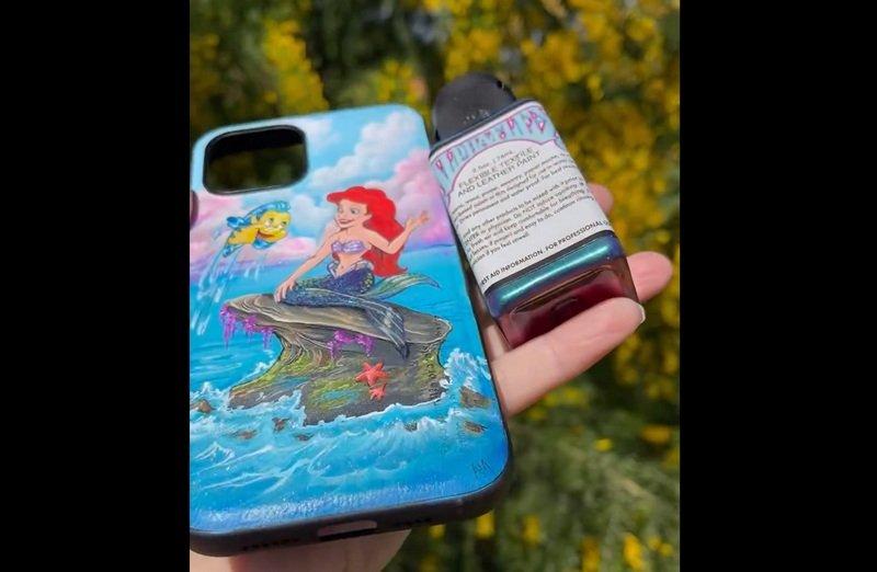 AlphaFlex Color Shifting Paint - Mermaid