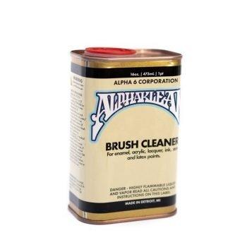 Alphaklean - Brush Cleaner - 16oz