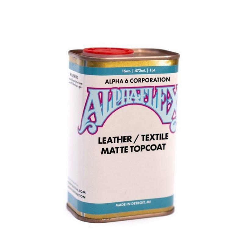 AlphaFlex Matte Topcoat