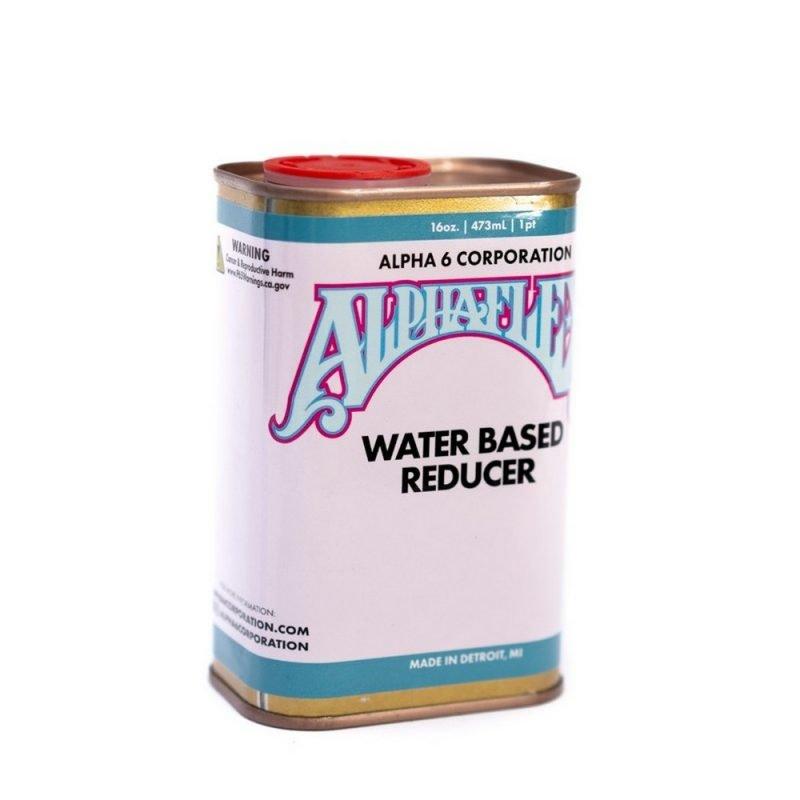 AlphaFlex Water Based Reducer