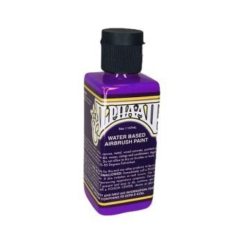 AlphaAir - PURPLE - Water based airbrush paint