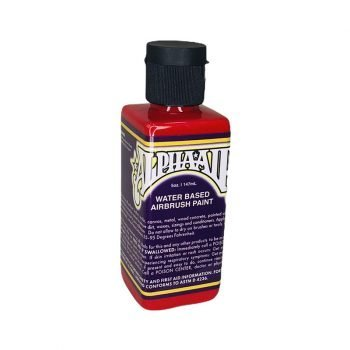 AlphaAir - RED - Water based airbrush paint