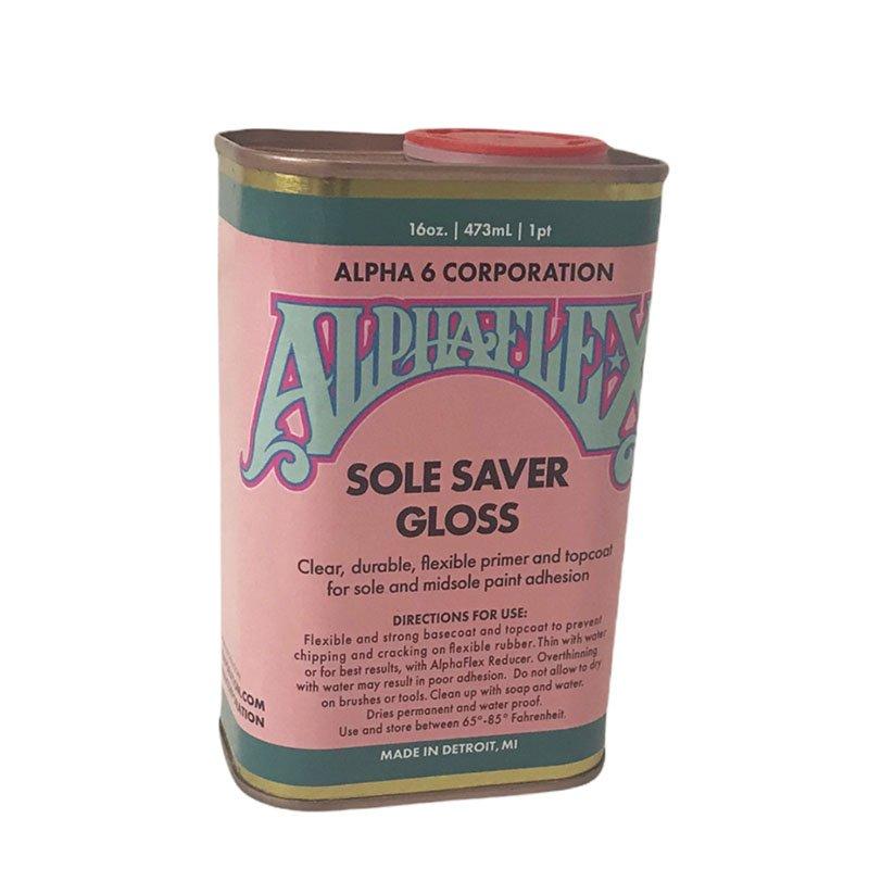 AlphaFlex Sole Saver Gloss