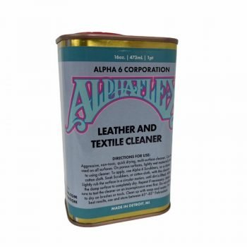 AlphaFlex Leather and Textile Cleaner