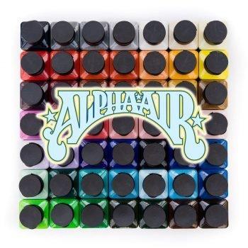 AlphaAir Airbrush Ready Paint Monster Pack